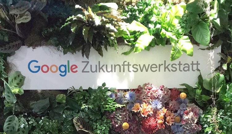 Google Zukunftswerkstatt Handelsblatt